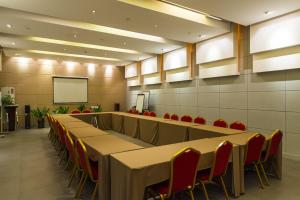 Jinjiang Inn Yulin High Tech. Zone Donghuan Road, Hotels  Yulin - big - 21