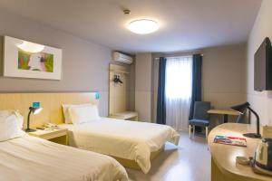 Jinjiang Inn Yulin High Tech. Zone Donghuan Road, Hotels  Yulin - big - 5
