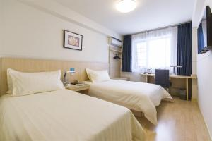 Jinjiang Inn Yulin High Tech. Zone Donghuan Road, Hotels  Yulin - big - 4