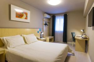 Jinjiang Inn Yulin High Tech. Zone Donghuan Road, Hotels  Yulin - big - 1