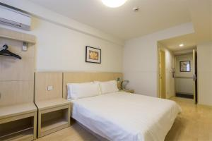 Jinjiang Inn Select Yulin Shangjun Road, Hotels  Yulin - big - 32