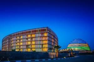 Кигали - Radisson Blu Hotel & Convention Centre Kigali