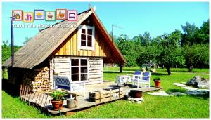 Chata Torni Talu Holiday Cottages Pulli Estonsko