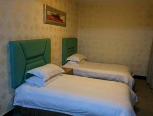 Yiwu Guoxin Hotel, Hotels  Yiwu - big - 17
