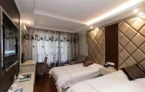 Yiwu Xinze Hotel, Hotels  Yiwu - big - 12