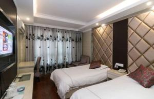 Yiwu Xinze Hotel, Hotels  Yiwu - big - 14