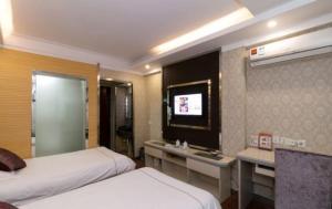 Yiwu Xinze Hotel, Hotels  Yiwu - big - 17
