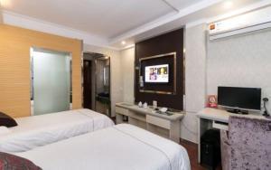 Yiwu Xinze Hotel, Hotels  Yiwu - big - 18