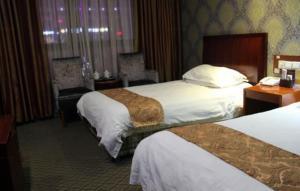 Yiwu Xinze Hotel, Hotels  Yiwu - big - 23