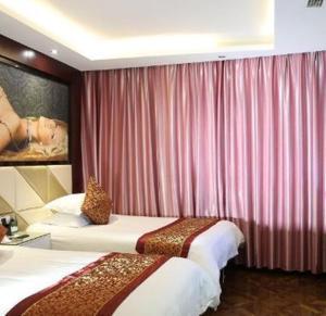 Yiwu Jian'ai Fengshang Inn, Hotel  Yiwu - big - 3