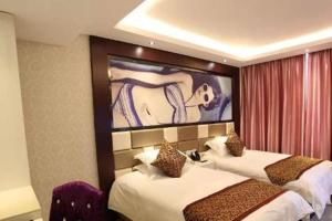 Yiwu Jian'ai Fengshang Inn, Hotels  Yiwu - big - 9