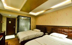 Yiwu Feinidi Inn, Hotely  Yiwu - big - 3