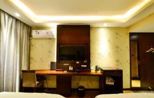 Yiwu Feinidi Inn, Hotely  Yiwu - big - 6