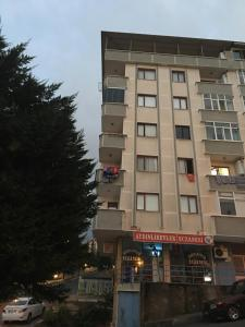 Moustapha's Apartment