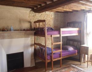 Chambres et Tables d'hôtes à l'Auberge Touristique, Bed & Breakfast  Meuvaines - big - 30