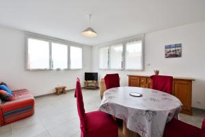 Appartement Cour rouge
