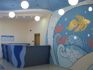 Гостинично-оздоровительный комплекс Золотая Рыбка, Вятские Поляны