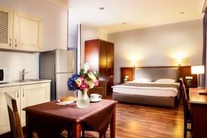 Отель Greguar Hotel & Apartments - фото 20