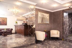 Отель Greguar Hotel & Apartments - фото 21