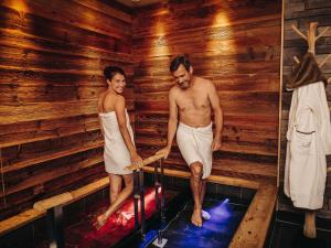 Mühlbach Thermal Spa & Romantik Hotel, Hotely  Bad Füssing - big - 53