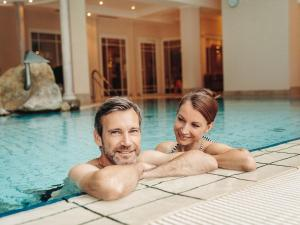 Mühlbach Thermal Spa & Romantik Hotel, Hotely  Bad Füssing - big - 32