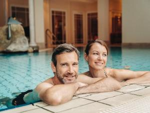 Mühlbach Thermal Spa & Romantik Hotel, Hotely  Bad Füssing - big - 33