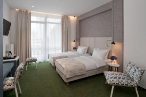 Hotel Metropol, Hotels  Warschau - big - 32