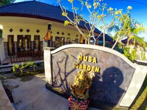 Nusa Garden Home Stay, Priváty  Lembongan - big - 24