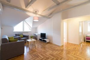 Duplex Apartment in the City Centre - фото 23