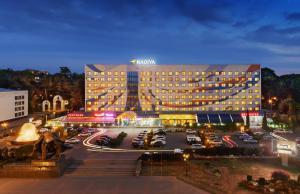 Отель Надия, Ивано-Франковск