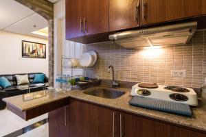 JMM Grand Suites, Aparthotels  Manila - big - 34