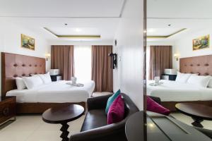 JMM Grand Suites, Aparthotels  Manila - big - 35
