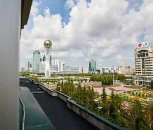 Apartment at Nursaya, Ferienwohnungen  Astana - big - 7