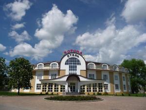 Отель Корона - фото 1