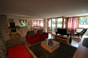 Landhaus Alpenflair Whg 310, Apartments  Oberstdorf - big - 8