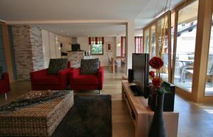 Landhaus Alpenflair Whg 310, Appartamenti  Oberstdorf - big - 9