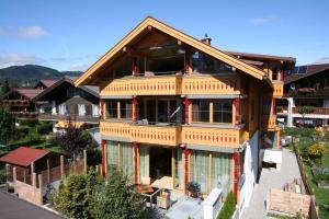 Landhaus Alpenflair Whg 310, Ferienwohnungen  Oberstdorf - big - 12