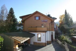 Landhaus Alpenflair Whg 310, Apartments  Oberstdorf - big - 13