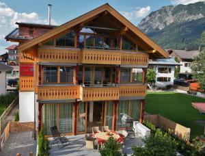 Landhaus Alpenflair Whg 310, Apartmány  Oberstdorf - big - 25
