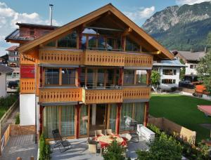 Landhaus Alpenflair Whg 310, Appartamenti  Oberstdorf - big - 24