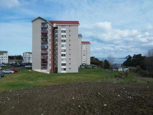 Departamento Balneario Pelluco, Apartmanok  Puerto Montt - big - 8