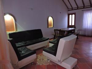 Apartahotel La Gran Familia, Residence  Villa de Leyva - big - 28