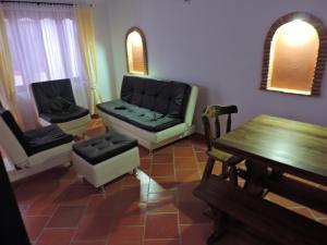 Apartahotel La Gran Familia, Apartmánové hotely  Villa de Leyva - big - 27