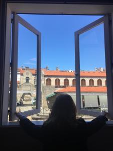 Pensión O Xardin de Julia, Pensionen  Santiago de Compostela - big - 31