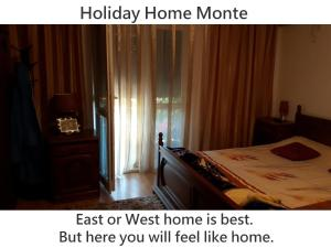 Holiday Home Monte, Guest houses  Bar - big - 12
