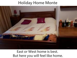 Holiday Home Monte, Guest houses  Bar - big - 13