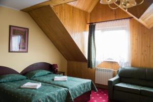 Курортный отель Перлина Карпат - фото 13