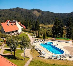 Курортный отель Перлина Карпат