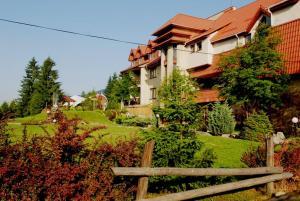 Курортный отель Перлина Карпат - фото 17