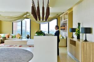 Pestana Casablanca, Seaside Suites & Residences, Resorts  Casablanca - big - 53